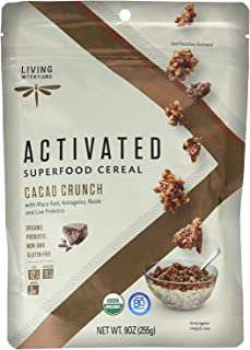 product image for Living Intentions Superfood Cereal 9 ounce 6 Pack (Cacao Crunch)