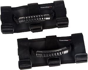 Rugged Ridge 13505.04 Black Ultimate Grab Handle Kit
