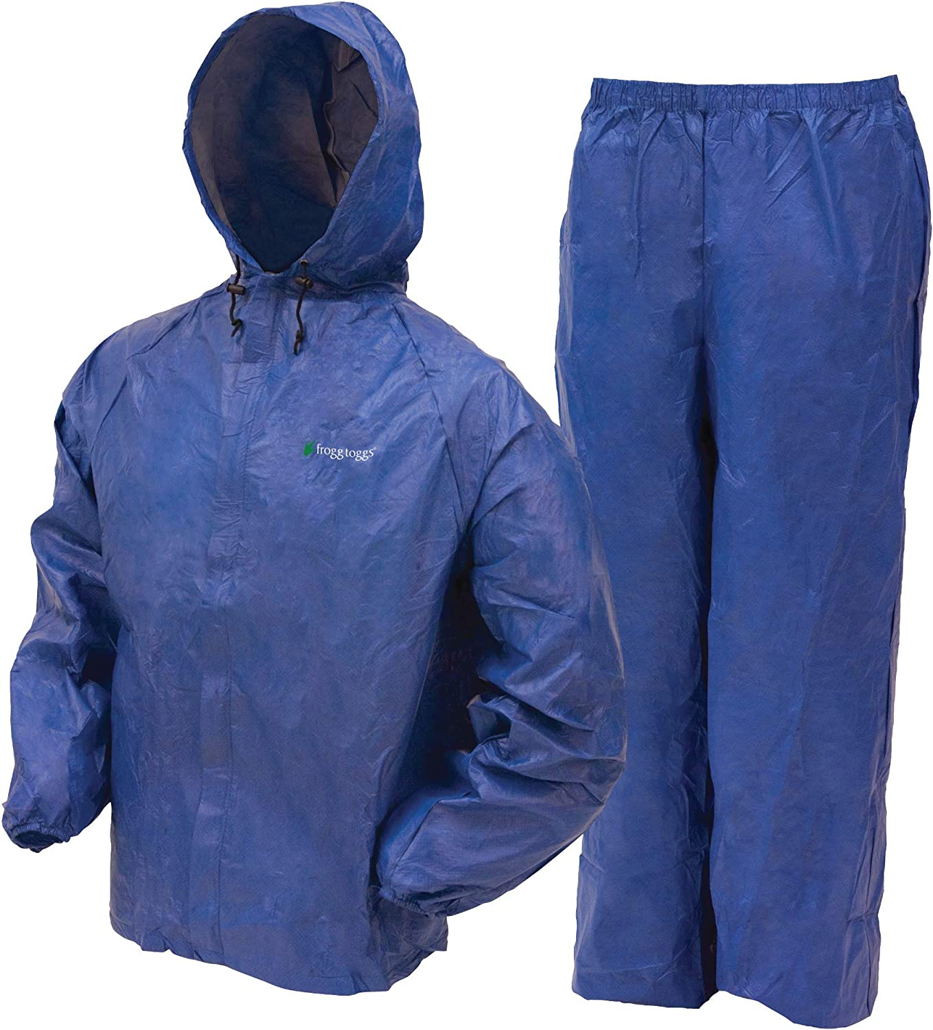 FROGG TOGGS Mens Ultra-Lite2 Waterproof Breathable Protective Rain Suit