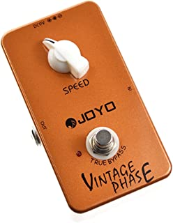 JOYO JF-06 Vintage Fase, Pedale Effetto Per Chitarra