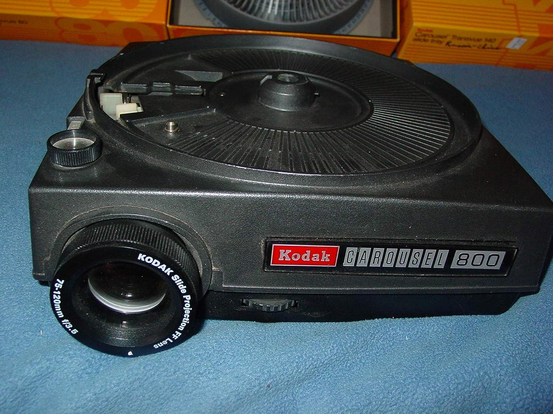 Kodak Carousel 800 - Proyector de Diapositivas (35 mm ...