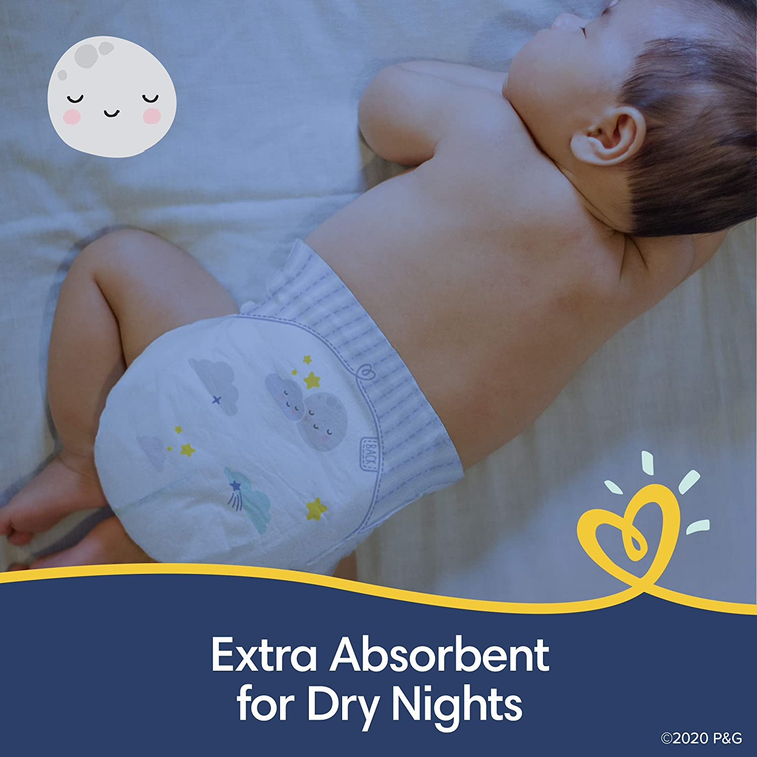 6 Best Overnight Diaper for Tummy Sleepers (Unique Items)