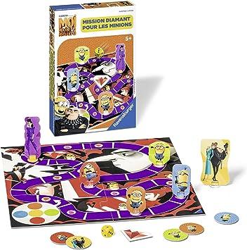 Ravensburger – 21304 – Juego GRU, mi Villano Favorito 3: Amazon.es: Juguetes y juegos