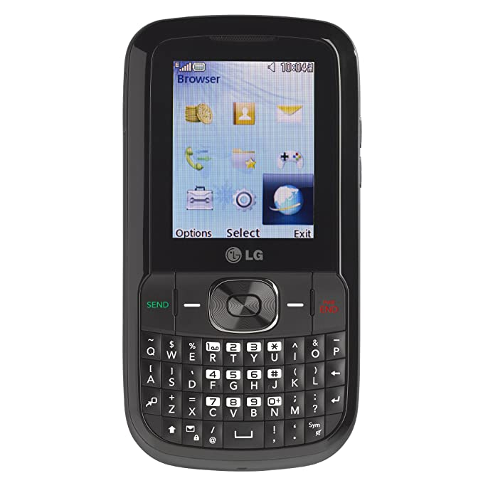 amazon com lg lg500g tracfone with double minutes for life cell rh amazon com Sprint LG Rumor 2 Phone LG Phone Manuals User Guides