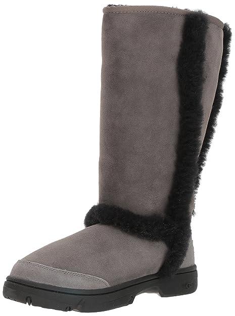 Sunburst Tall Fashion Boot Grey/Black