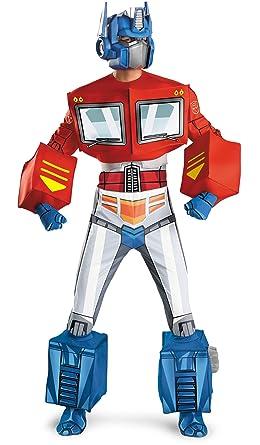 Supreme Quality Adult Optimus Prime Costume - Adult Transformers Costumes  sc 1 st  Amazon.com & Amazon.com: Supreme Quality Adult Optimus Prime Costume - Adult ...