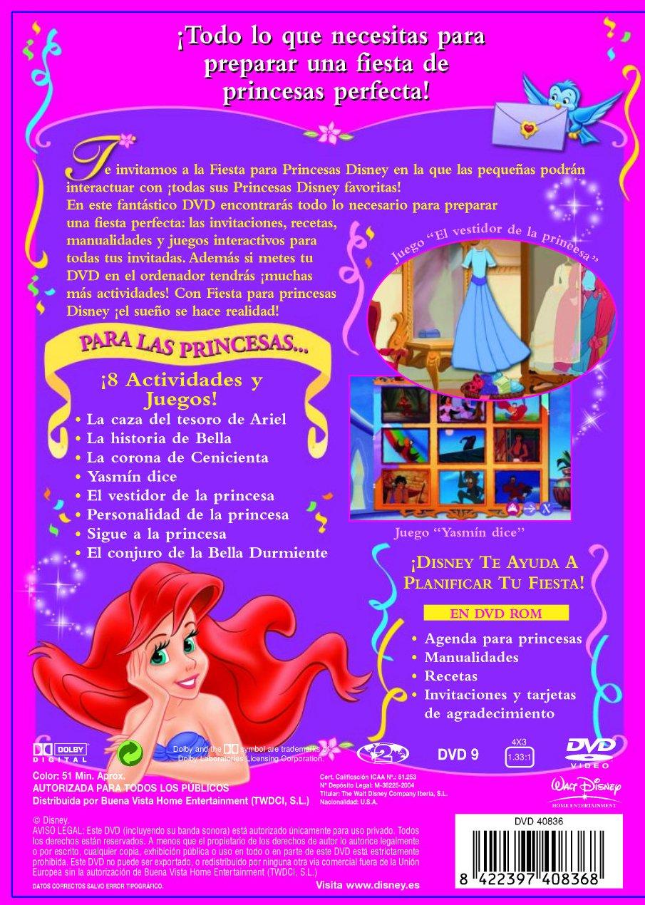 Amazon.com: Fiesta Para Princesas (Import Movie) (European Format - Zone 2) (2004) Varios: Movies & TV
