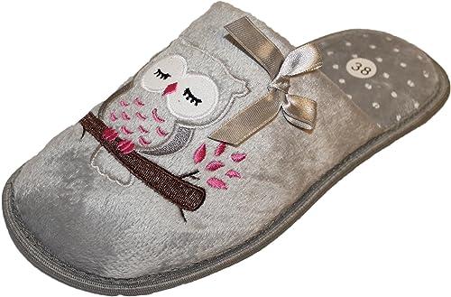 Zapatos grises Intermax para mujer VePg8