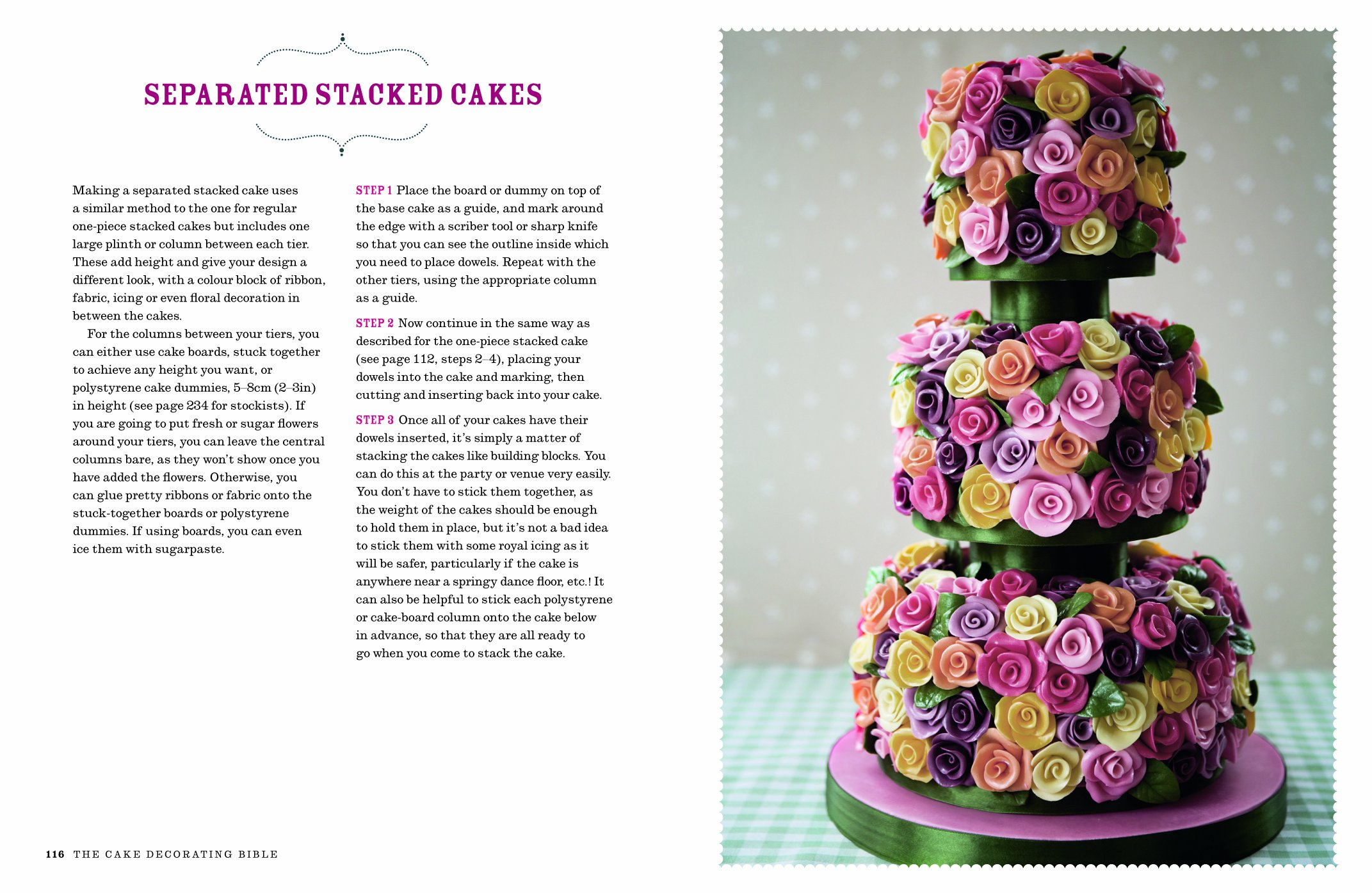 The Contemporary Cake Decorating Bible Pdf