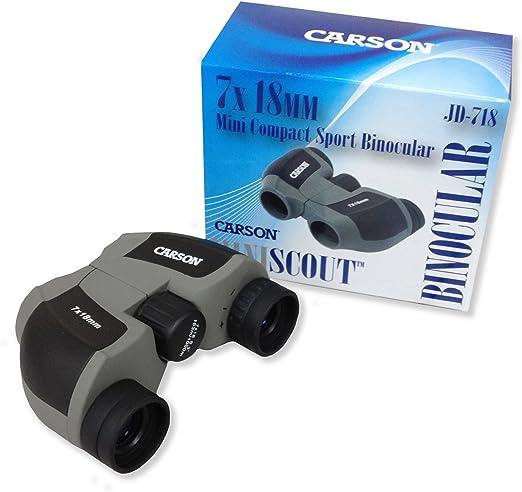 Carson Jd 718 Miniscout Kompaktfernglas Mit Porro Kamera