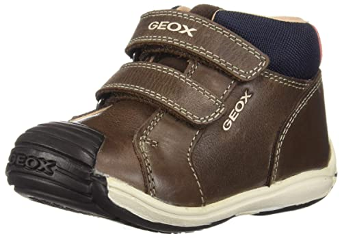 98443bcb26827 Geox B Toledo B, Baskets Basses bébé garçon  Amazon.fr  Chaussures ...