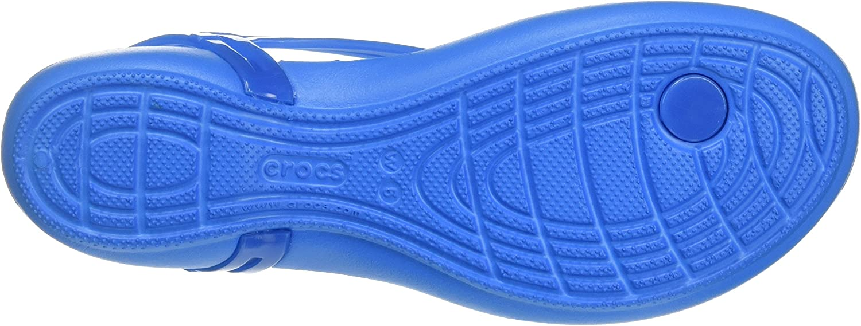 Crocs Womens Isabella T-Strap Sandal