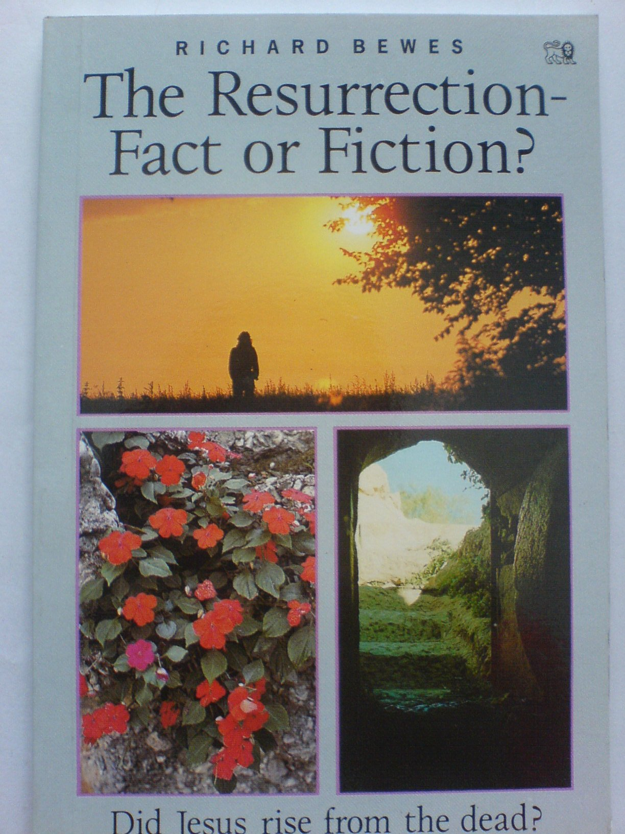 Resurrection: Fact or Fiction?: Did Jesus rise from the dead? (Lion Pocketbooks)