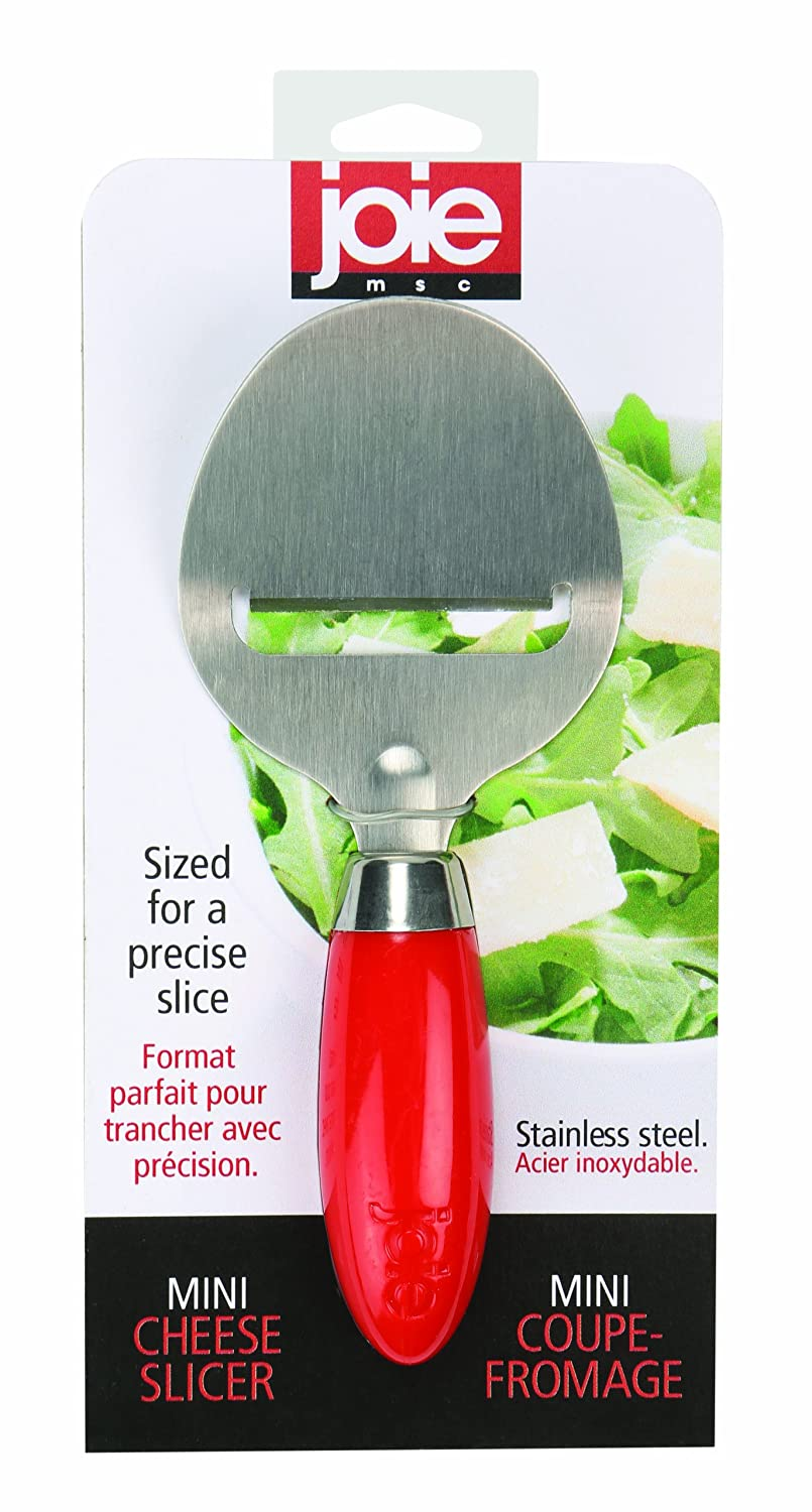 Joie 26621 Mini Cheese Slicer-Assorted Colors