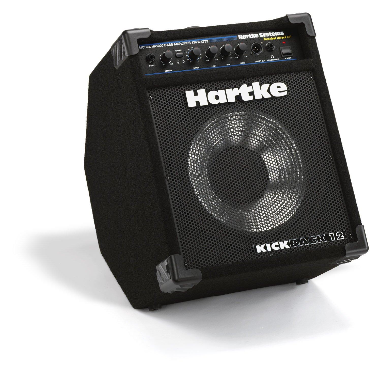 Hartke Kickback 12 Bass Combo Musical Instruments 60w Amplifier