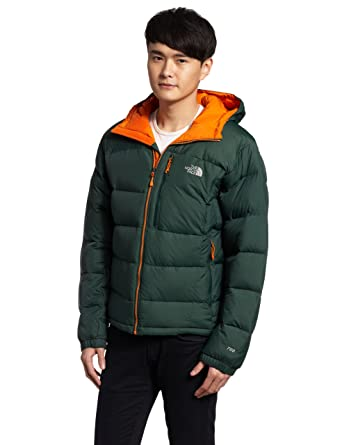 bbed7a15c The North Face Mens Argento Hoodie - Noah Green Large: Amazon.co.uk ...