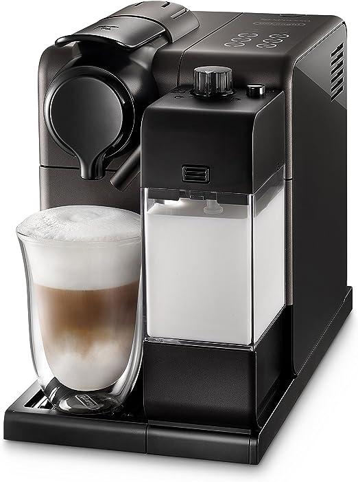 Nespresso EN550B Lattissima Touch Original Espresso Machine with Milk Frother by DeLonghi, Black