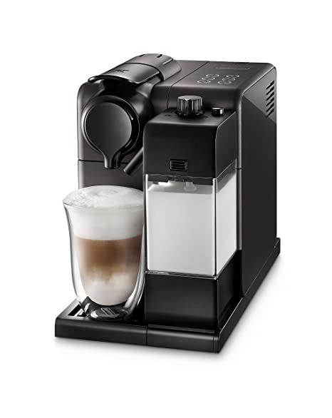Nespresso EN550B Lattissima Touch Original Espresso Machine with Milk Frother by DeLonghi, Black