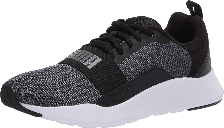 PUMA Unisex - Zapatillas con Cable para niños
