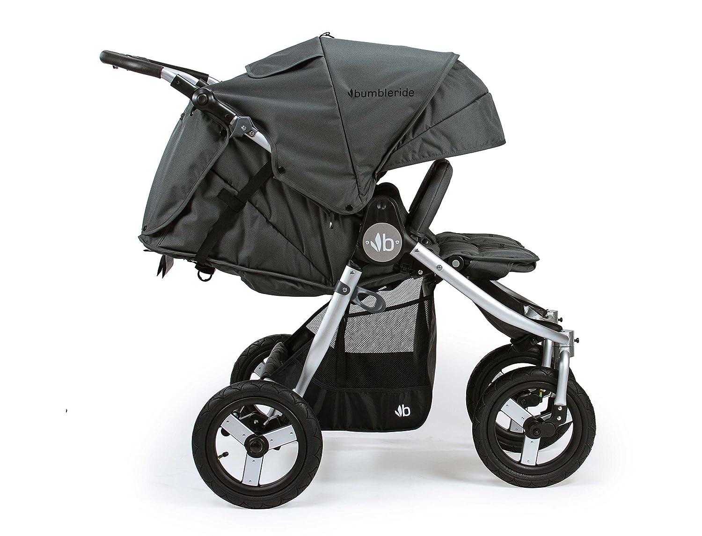Bumbleride Indie Twin Double Stroller – Dawn Grey Mint