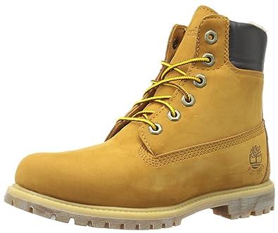 071822654367 Timberland Women s 6 Inch Premium Fleece Lined WP Winter Boot