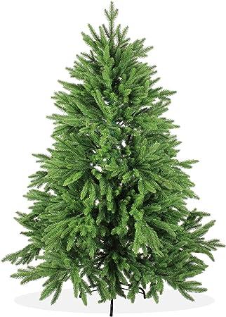 Albero Di Natale 5 Mt.Albero Di Natale Artificiale Deluxe 150 Cm 1 5 Mt Ottima Qualita Abete Del Caucaso Nordico