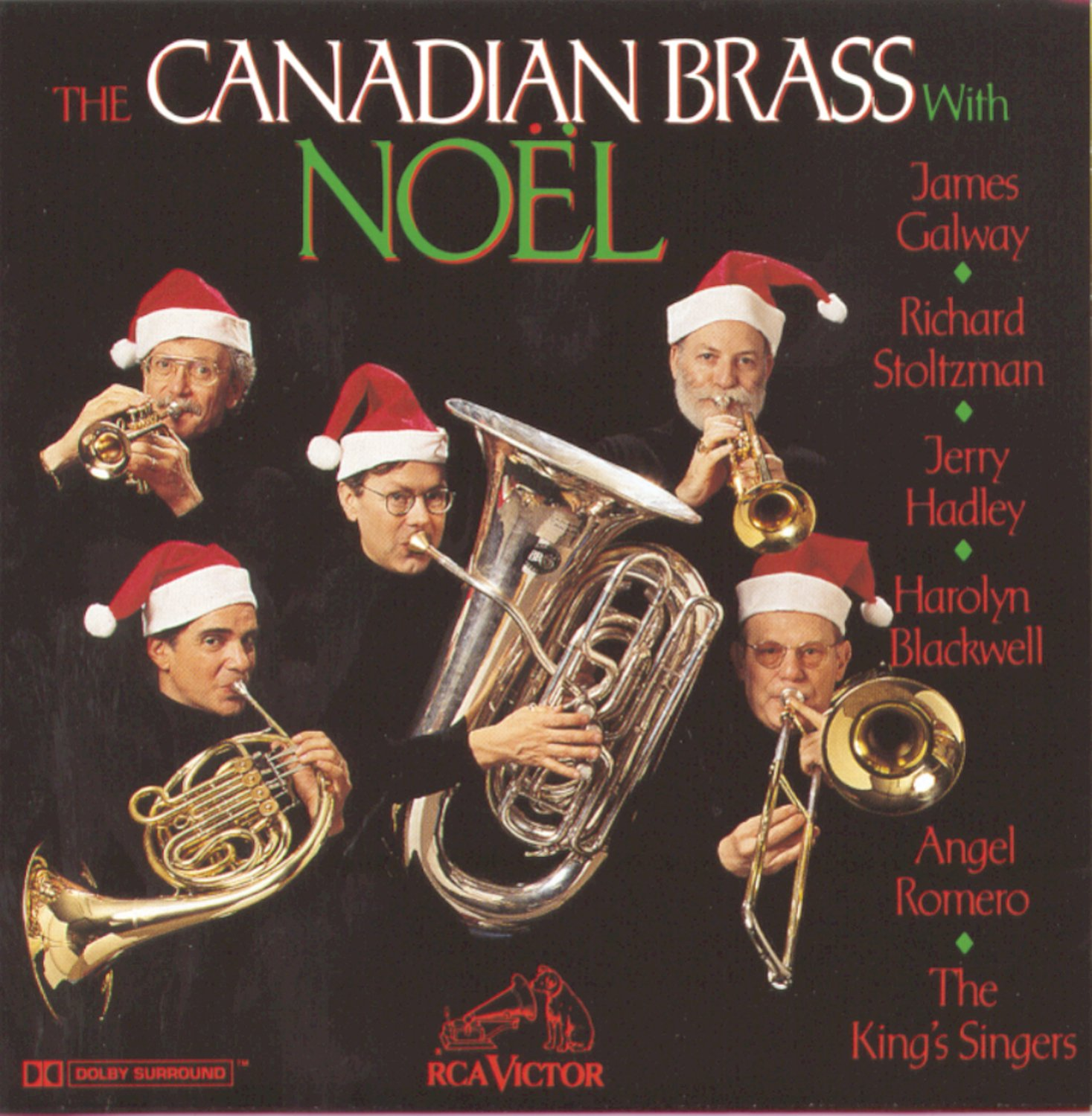 The Canadian Brass - The Canadian Brass Noel with Guest Stars ...