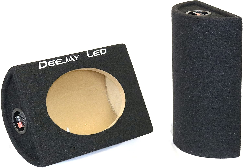 DEEJAYLED TBH699 Pair 6X9 Speaker Box