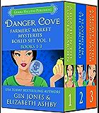 Danger Cove Farmers' Market Mysteries Boxed Set (Books 1-3) (Danger Cove Mysteries)