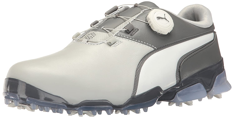 ad7e2d6eaef PUMA Men s Titantour Ignite Disc Golf Shoe White  Amazon.com.au  Fashion