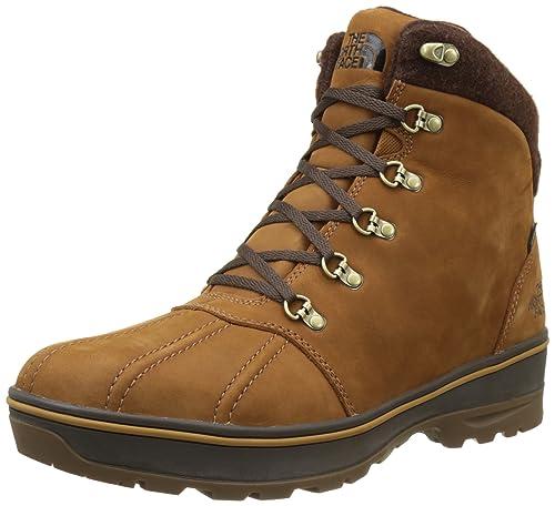 0dd6010ec8d THE NORTH FACE Men's Ballard Duck Boot, Dachshund Brown/Dijon Brown ...