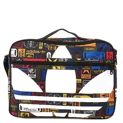 5c5a306dd2 adidas AIRLINER TRE GR Bag Man Multicolor - (Multco) NS  adidas ...