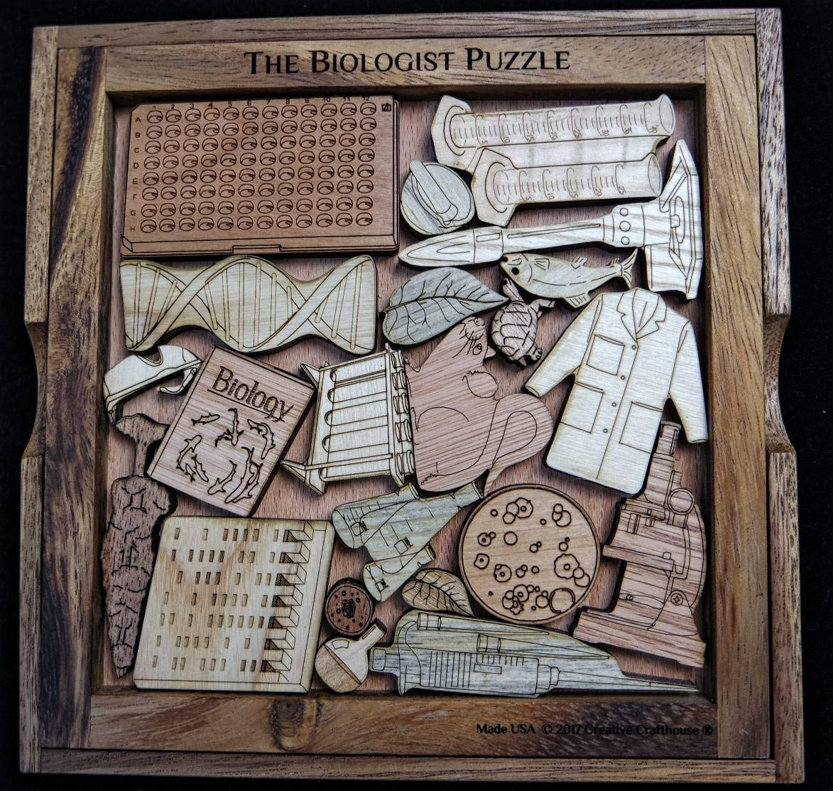 Biology Scientists Dilemma The Biologist puzzle