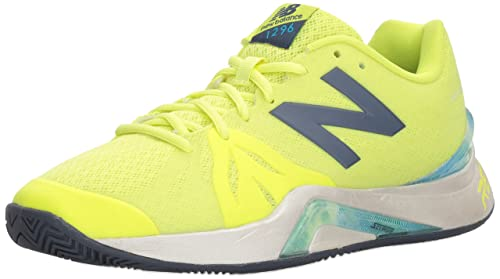 cheaper 14182 d1b05 Image Unavailable. Image not available for. Color  New Balance Women s  1296v2 Tennis Shoe ...