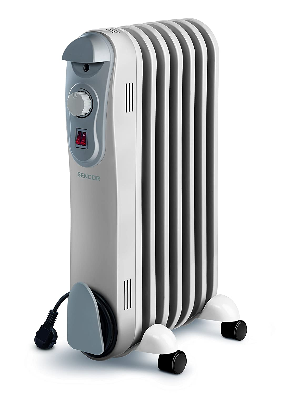 Sencor 41000451 Radiateur électrique à bain d\'huile SOH 3007BE