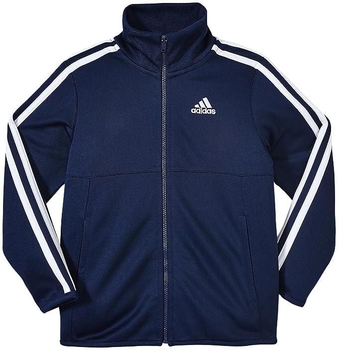 5102b724a Adidas Little Boys Tiro Jacket (Toddler/Kid) - Navy - 4T: Amazon.ca ...