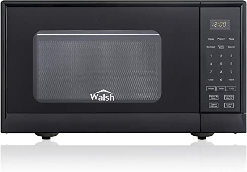 Walsh WSCMSR09BK-09 Microwave oven