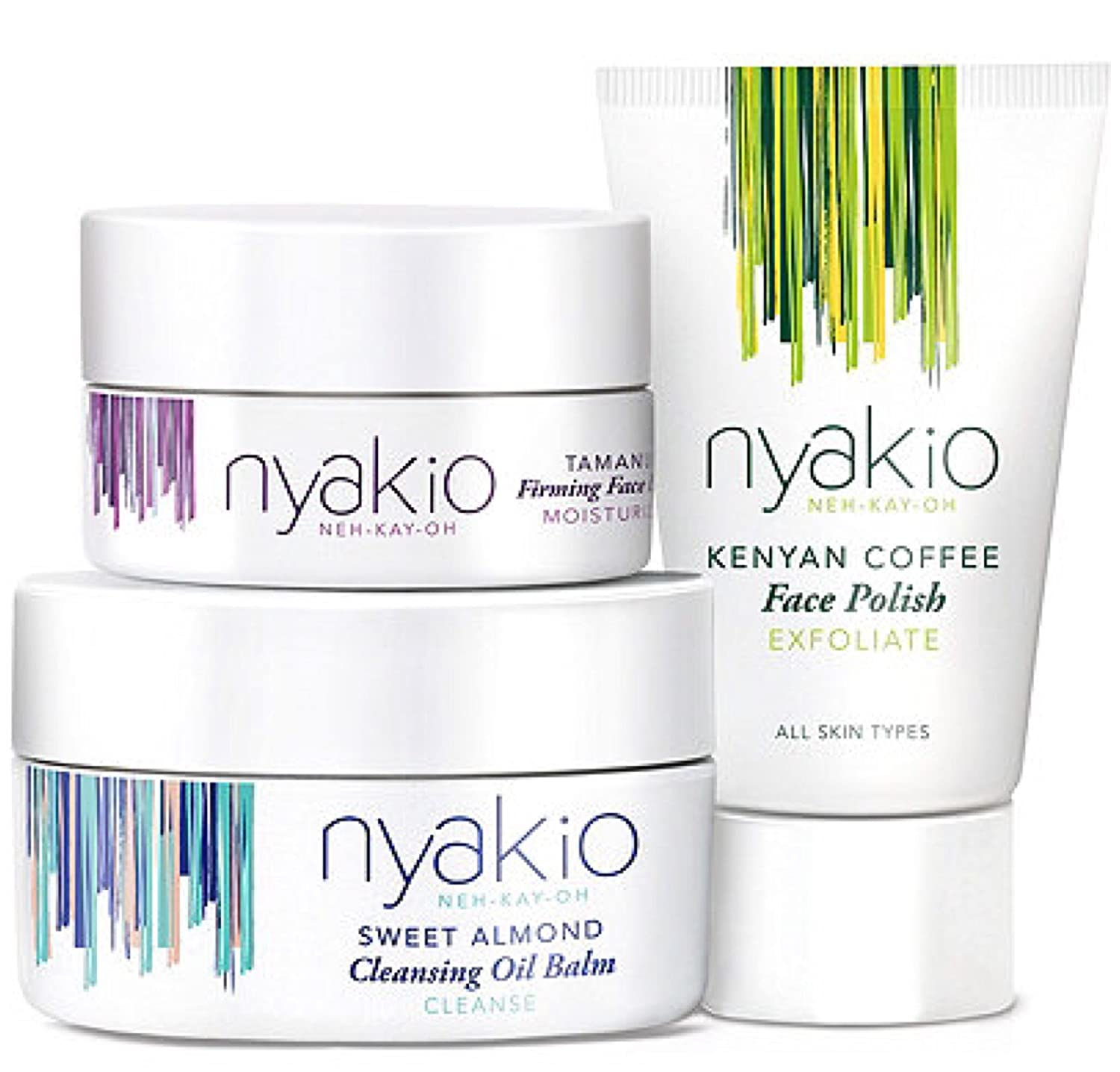 Nyakio: Natural, Multi-Cultural Skin Care For All Ages, Skin Types andBackgrounds images