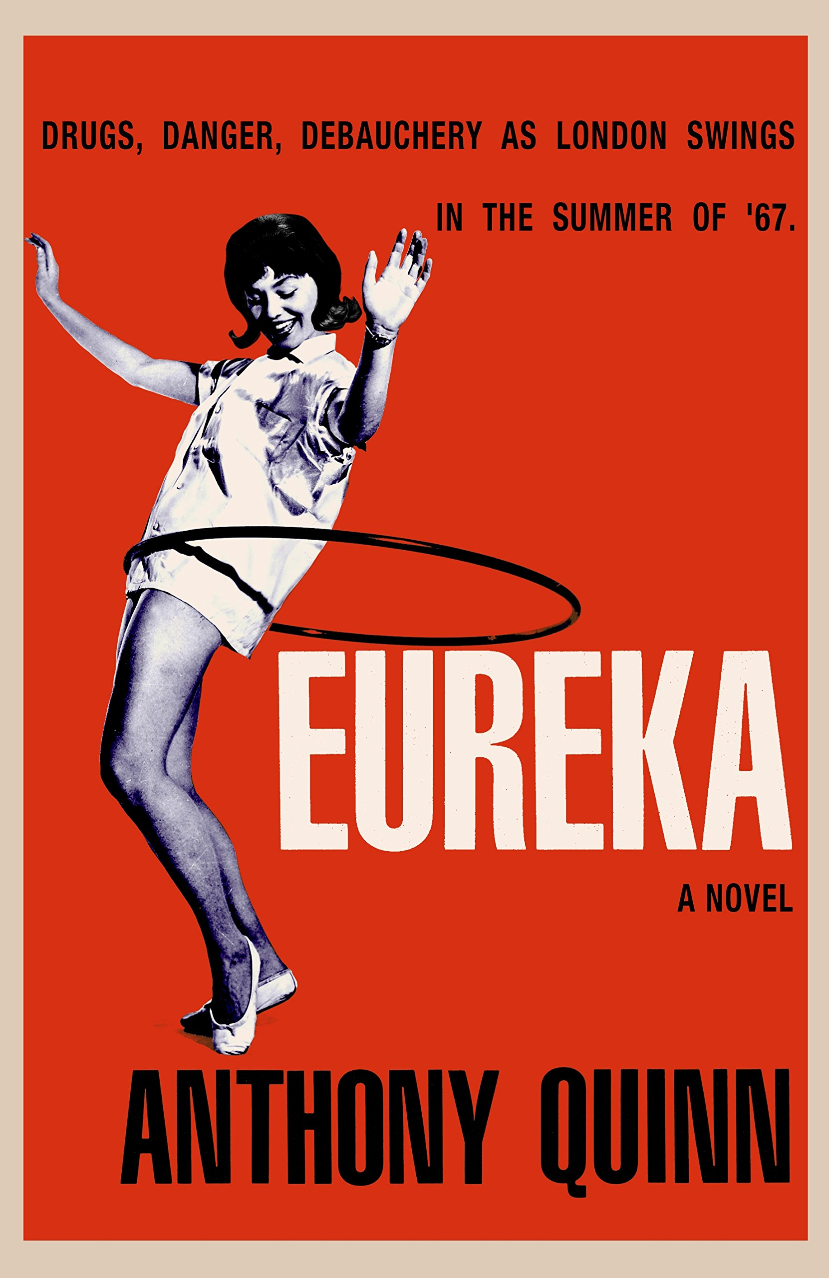 Eureka: Amazon.co.uk: Quinn, Anthony: 9781910702529: Books