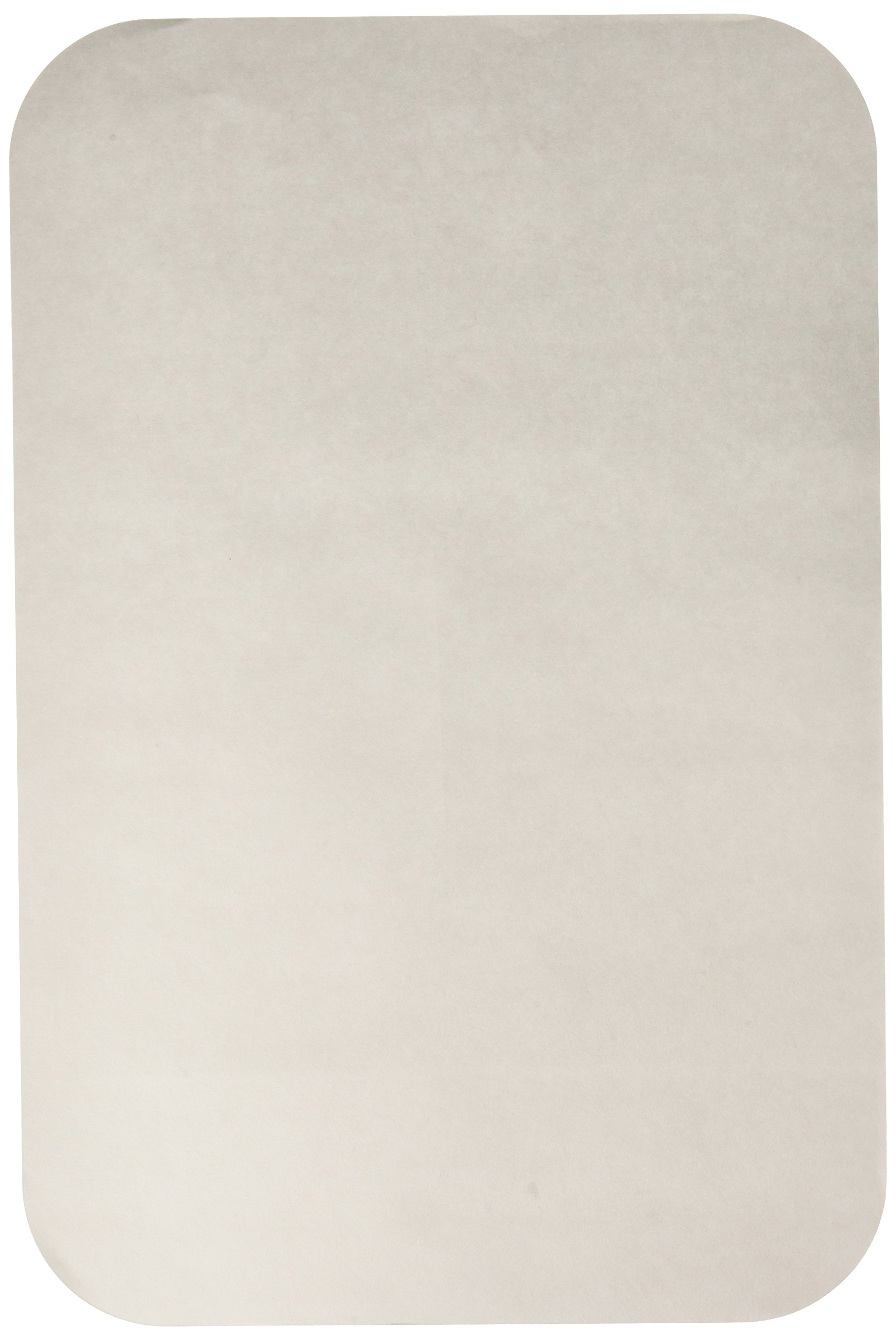 Crosstex FEWH Bracket Tray Cover, Size E - Midwest, 9'' x 13.5'', White (Pack of 1000)