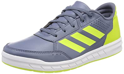 finest selection 7b91c 18063 adidas AltaSport K, Chaussures de Gymnastique Mixte Enfant, Multicolore  (Raw Steel S18