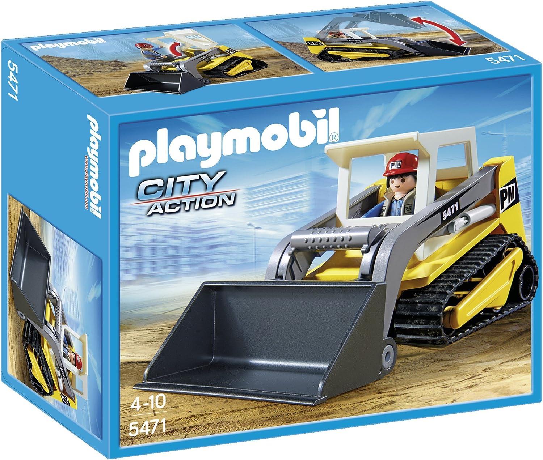 Playmobil Construcción - Construcción - Mini, Juguete Educativo, Multicolor, 25 x 10 x 20cm, (5471)