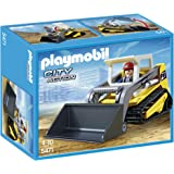 Playmobil 5471 City Action Construction Compact Excavator