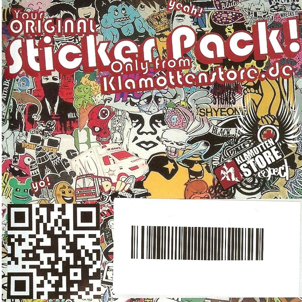 6fb25dd63ad172 Sticker Set Skater Labels Brand und Marken Aufkleber - Pack S  Amazon.de   Sport   Freizeit