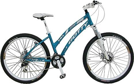 Bicicleta de montaña MTB mujer Gotty CRS, aluminio 26