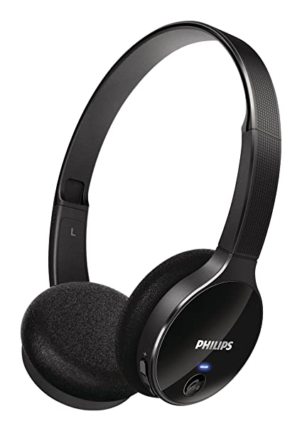 Philips SHB4000 00 On-Ear Bluetooth Stereo Headset  Amazon.in  Electronics f7ed20337a