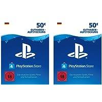 PSN Card-Aufstockung | 100 EUR | PS4, PS3, PS Vita Playstation Network Download Code - deutsches Konto