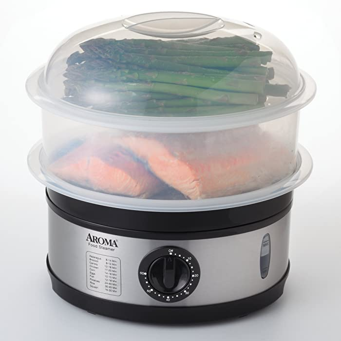 Top 9 Aroma Housewares 5Quart Food Steamer