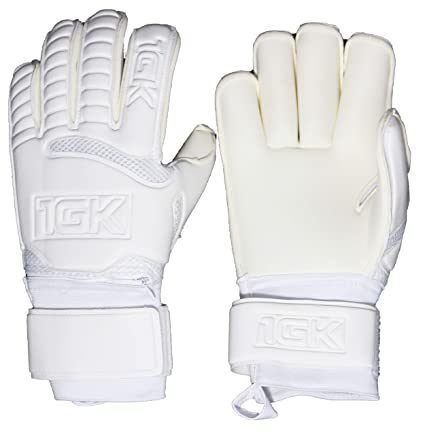 d81c844515c37 1GK Branco Fingersave Goalkeeper Glove - Customizable and Removeable  Professional Fingersave Protection (Sizes 6-11) Roll Cut Design for Youth  and ...