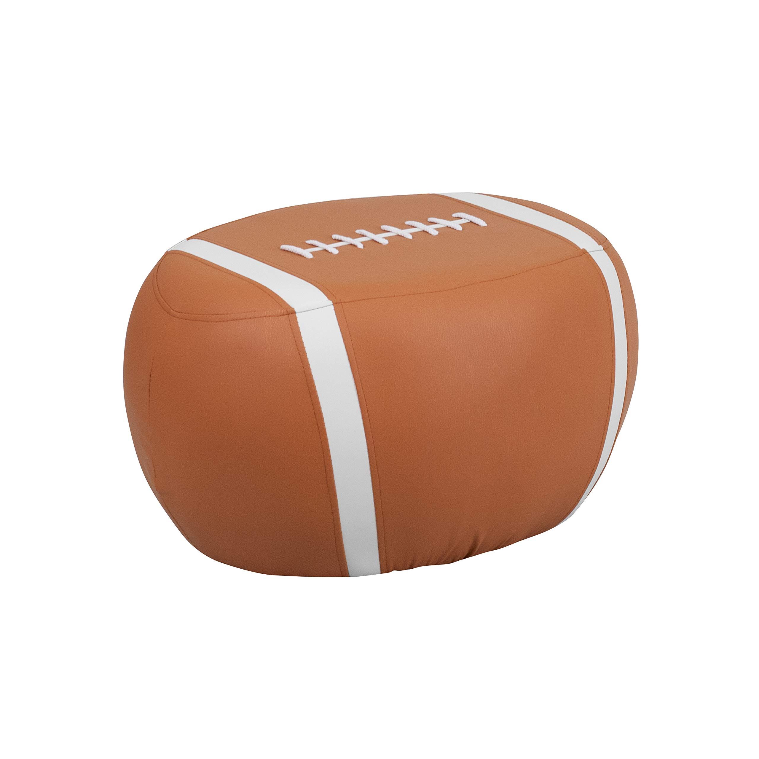Flash Furniture Kids Football Stool